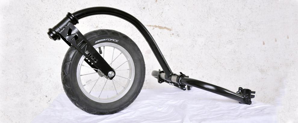 Fifth Wheel - přídavné kolečko ... 11 900 Kč
